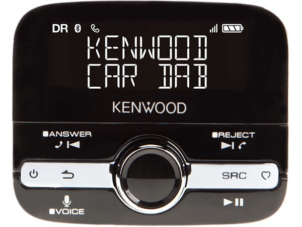 DAB Radio & Bluetooth Car Adapter