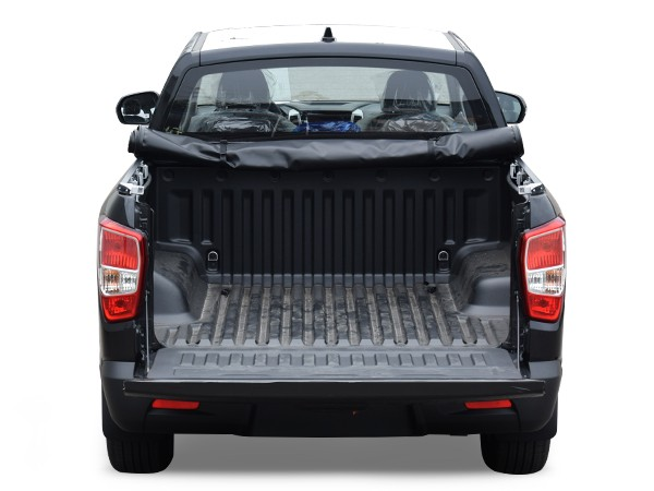 SsangYong Musso '18 DC Soft Roll Up Cover