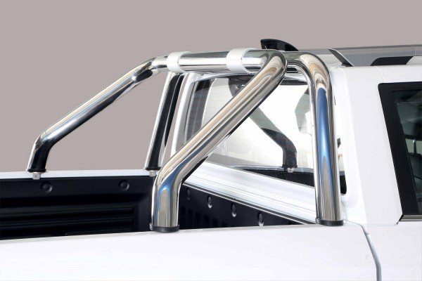 SsangYong Musso '18 Roll bar design 76mm