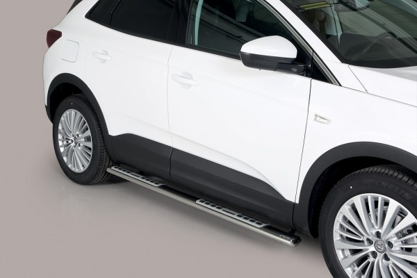 Opel Grandland X '18 Design side protection