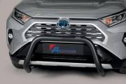 Toyota Rav 4 Hybrid '19 Super bar 76mm Black EC Approved
