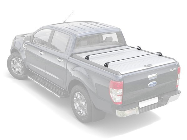 Ford Ranger T6 '11 Mountain Top Roll Cargo Carriers
