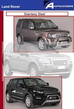 Land Rover - 2013 Stainless Steel Programme NL-FR