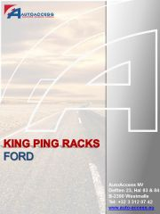Ford - King Ping imperialen programma 2016